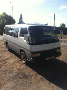 Черногорск Caravan 1991