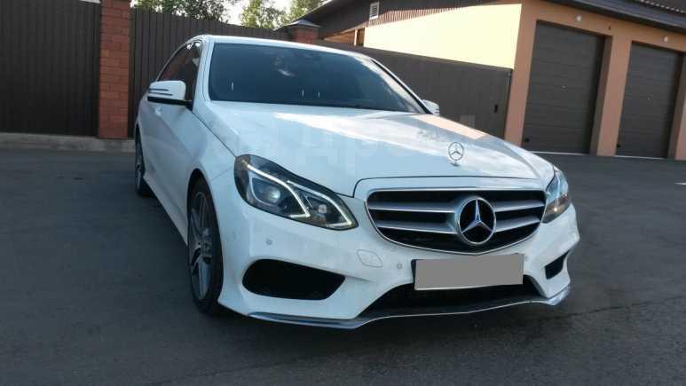 Mercedes-Benz E-Class, 2014 год, 1 550 000 руб.