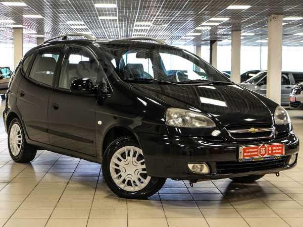 Chevrolet Rezzo, 2007 год, 249 900 руб.