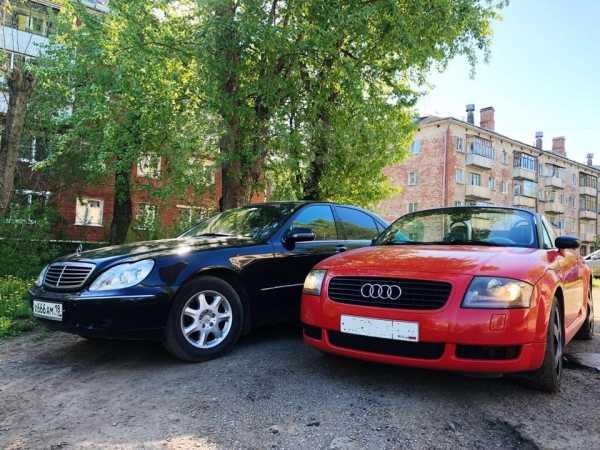 Audi TT, 2001 год, 499 000 руб.