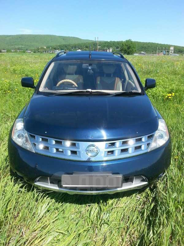 Nissan Murano, 2005 год, 550 000 руб.