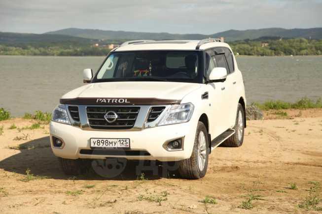 Nissan Patrol, 2014 год, 1 950 000 руб.