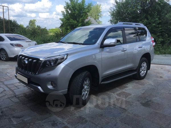 Toyota Land Cruiser Prado, 2014 год, 2 200 000 руб.