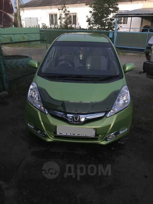 Honda Fit, 2011 год, 525 000 руб.