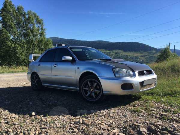 Subaru Impreza WRX, 2004 год, 490 000 руб.