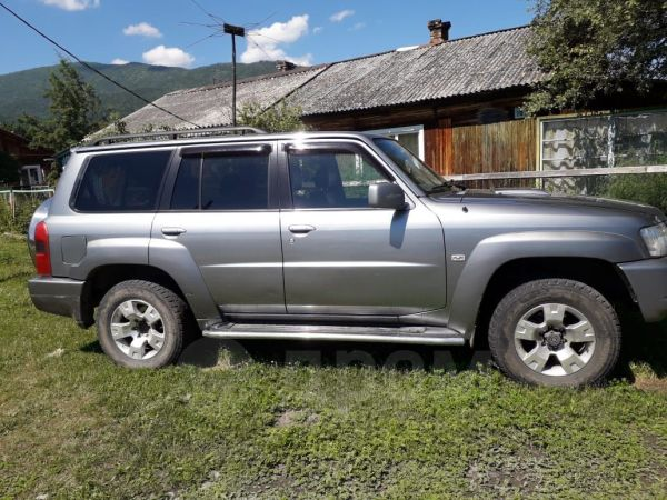 Nissan Patrol, 2006 год, 1 200 000 руб.