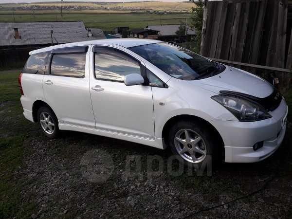 Toyota Wish, 2003 год, 500 000 руб.