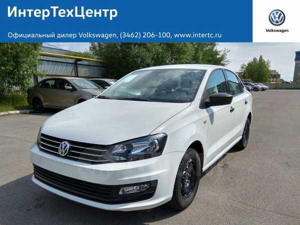 Volkswagen Polo, 2018 год, 634 900 руб.