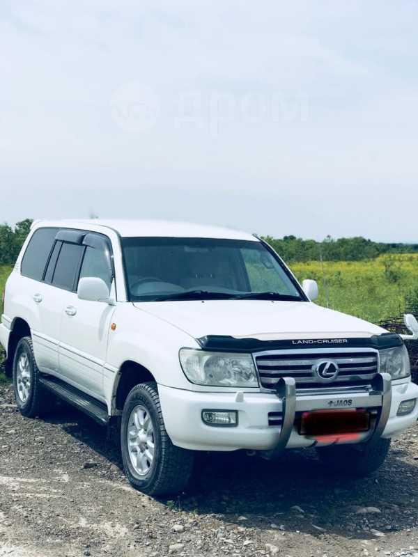 Toyota Land Cruiser, 2006 год, 1 600 000 руб.