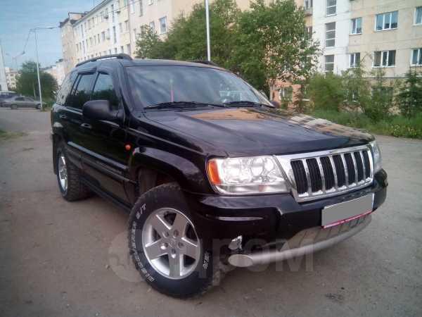 Jeep Grand Cherokee, 2004 год, 740 000 руб.