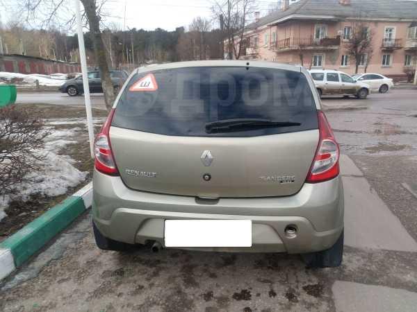 Renault Sandero, 2010 год, 359 000 руб.