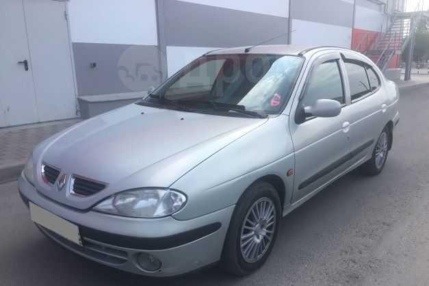 Renault Megane, 2003 год, 185 000 руб.