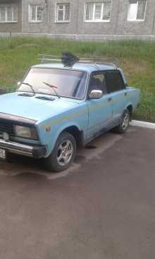 ВАЗ (Лада) 2105, 2000 г., Иркутск