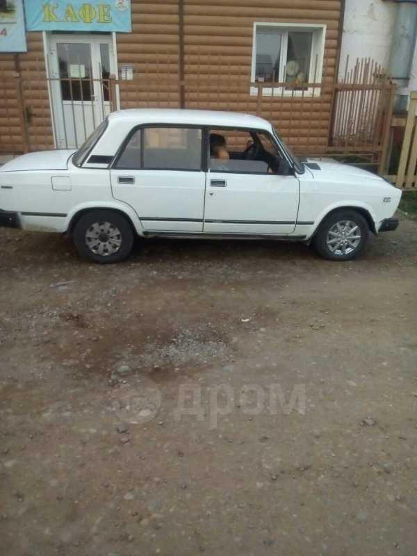 Лада 2107, 1996 год, 60 000 руб.