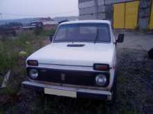 Усть-Илимск 4x4 2121 Нива 1993
