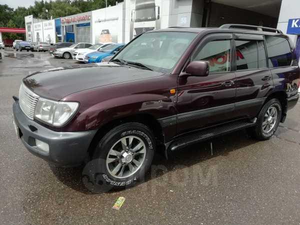 Toyota Land Cruiser, 2003 год, 1 090 000 руб.