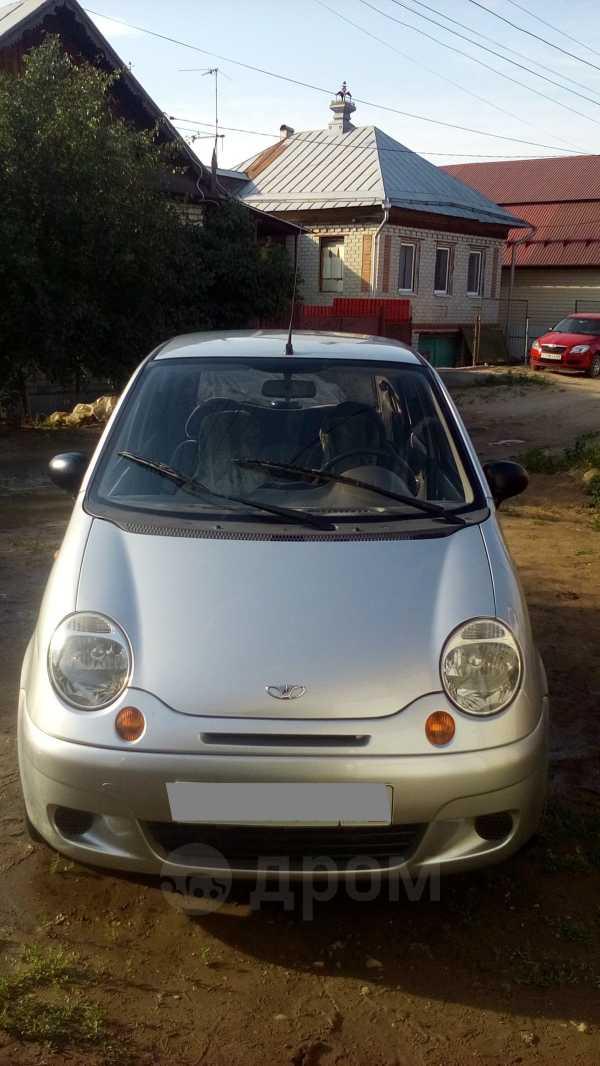 Daewoo Matiz, 2012 год, 198 000 руб.