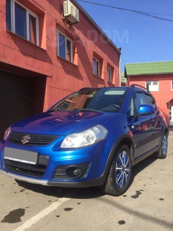 Suzuki SX4, 2010 год, 485 000 руб.