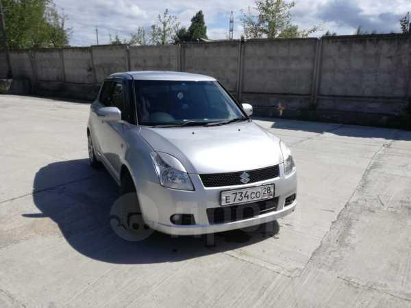 Suzuki Swift, 2005 год, 280 000 руб.