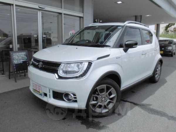 Suzuki Ignis, 2016 год, 610 000 руб.