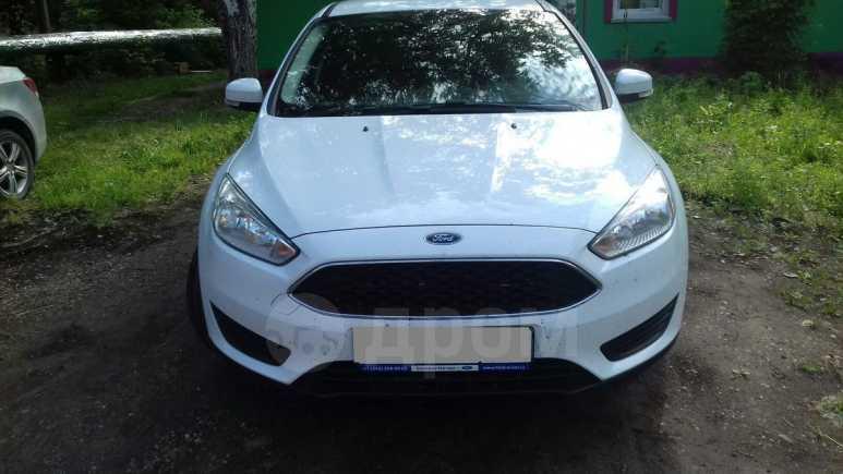 Ford Focus, 2017 год, 684 000 руб.