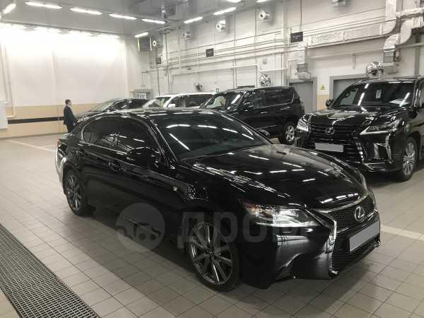 Lexus GS350, 2012 год, 1 470 000 руб.