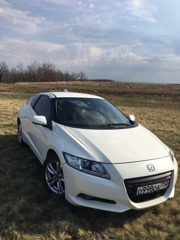 Honda CR-Z, 2010 год, 575 000 руб.