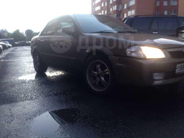 Mazda Protege, 1999 год, 135 000 руб.