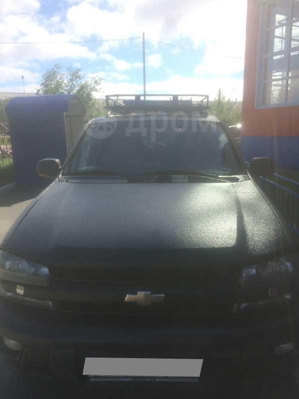 Chevrolet TrailBlazer, 2005 год, 460 000 руб.