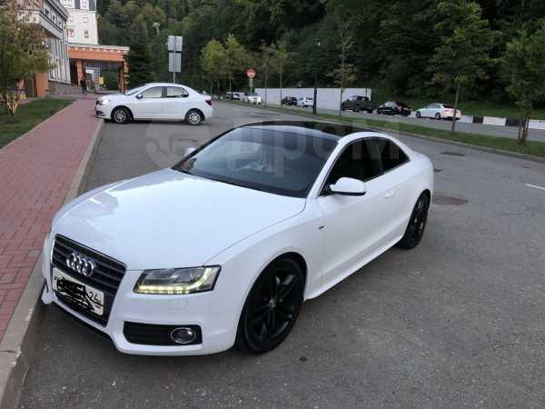 Audi A5, 2010 год, 849 000 руб.