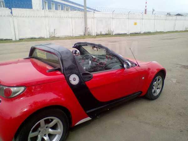 Smart Roadster, 2006 год, 450 000 руб.