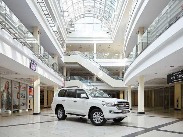 Toyota Land Cruiser, 2018 год, 4 798 000 руб.