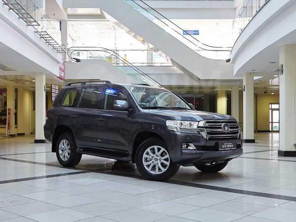 Toyota Land Cruiser, 2018 год, 4 416 000 руб.