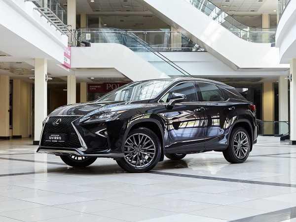 Lexus RX300, 2018 год, 3 520 000 руб.