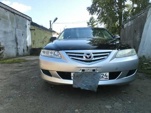 Mazda Mazda6, 2006 год, 255 000 руб.