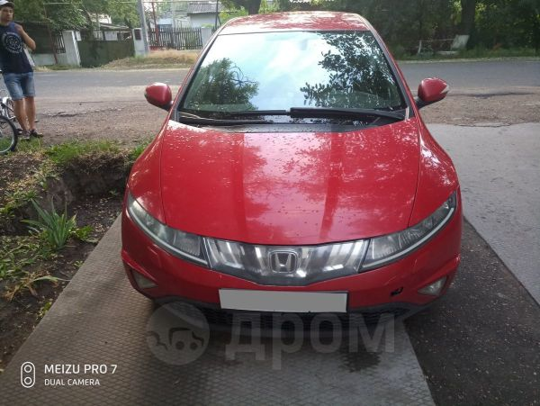 Honda Civic Type R, 2008 год, 360 000 руб.