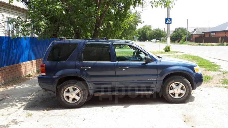Ford Escape, 2001 год, 260 000 руб.