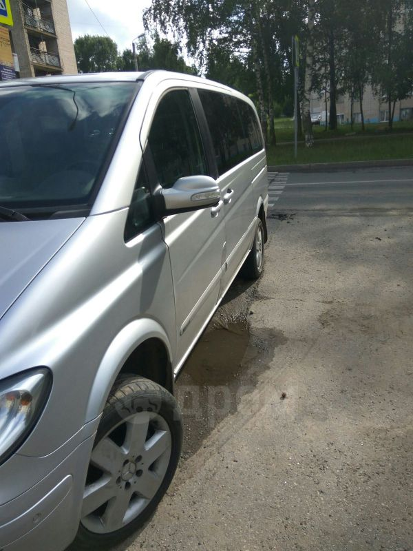 Mercedes-Benz Viano, 2008 год, 810 000 руб.