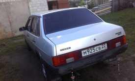 Хабары 21099 2001