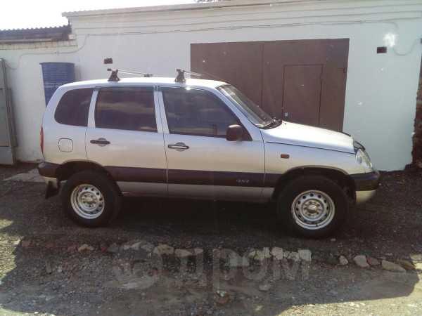 Chevrolet Niva, 2006 год, 189 000 руб.