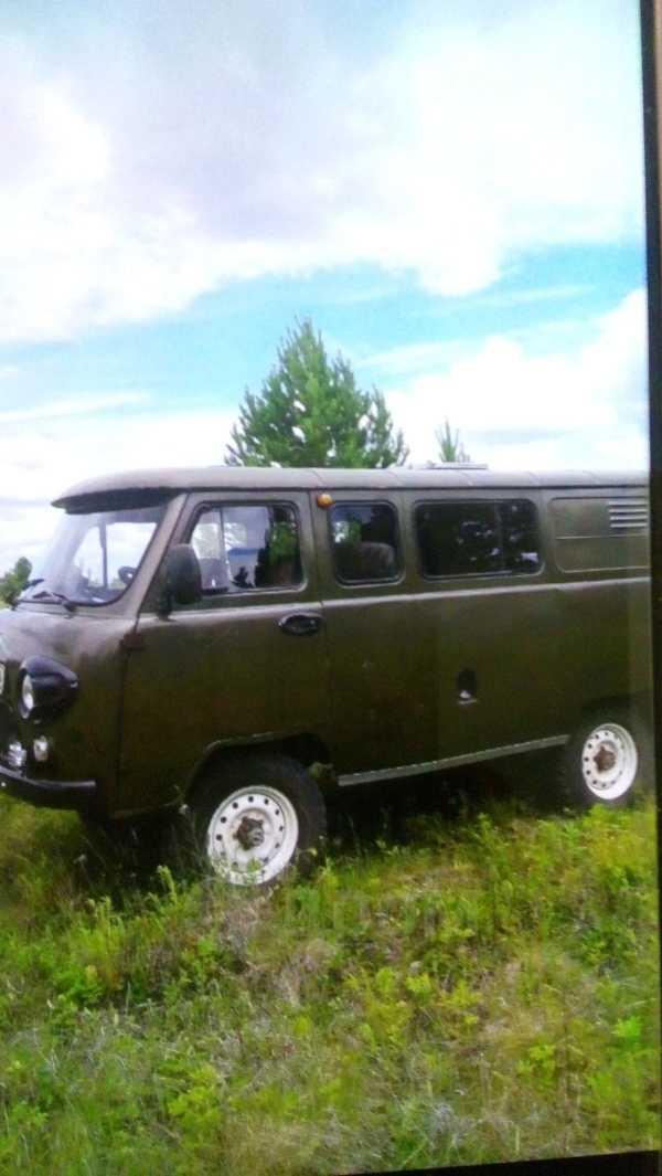 УАЗ Буханка, 2002 год, 290 000 руб.
