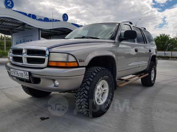 Dodge Durango, 1999 год, 499 000 руб.