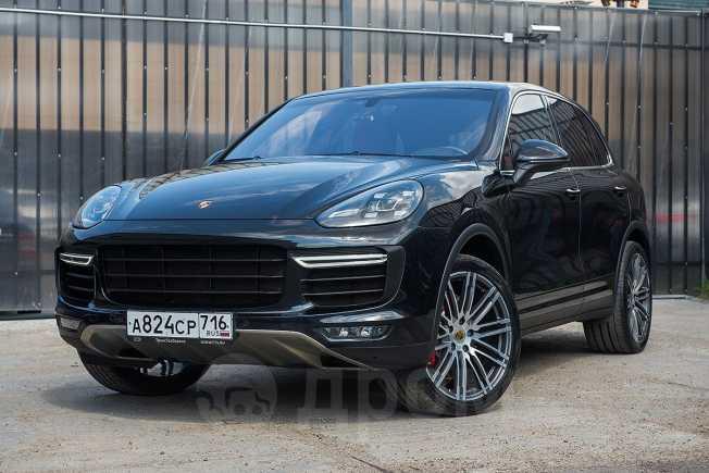 Porsche Cayenne, 2014 год, 4 200 000 руб.