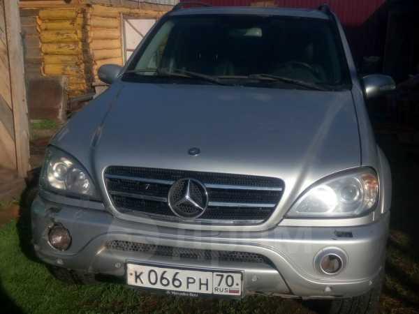Mercedes-Benz M-Class, 2003 год, 499 999 руб.