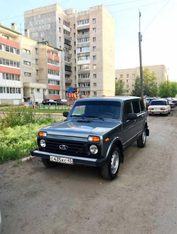 Лада 4x4 2131 Нива, 2013 год, 310 000 руб.