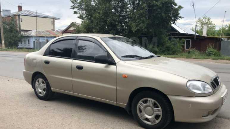 Chevrolet Lanos, 2011 год, 135 000 руб.