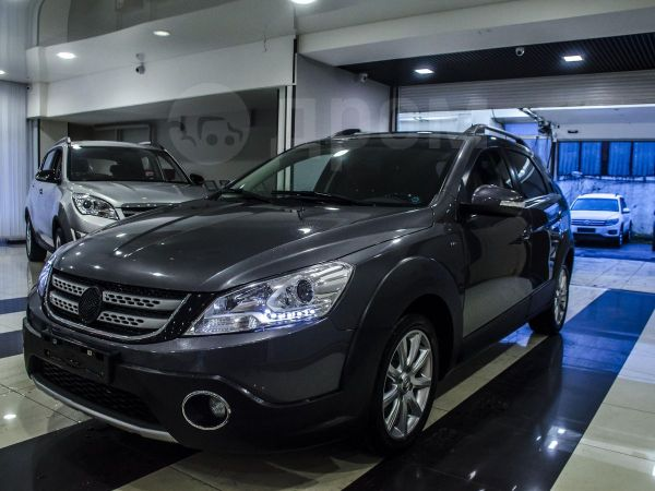 Dongfeng H30 Cross, 2015 год, 499 000 руб.