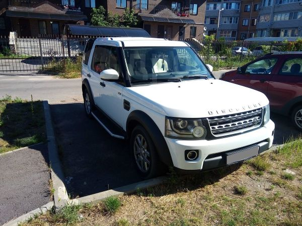 Land Rover Discovery, 2014 год, 1 920 000 руб.