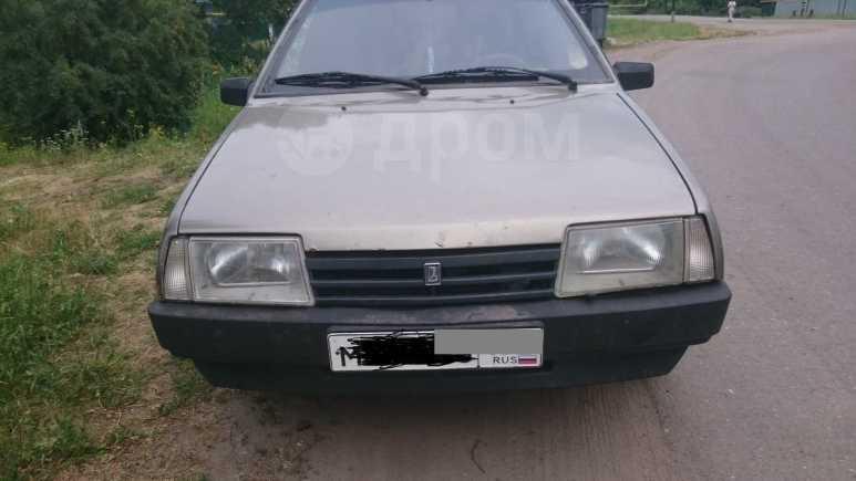 Лада 2109, 2001 год, 25 000 руб.