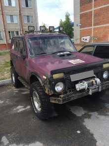 Сургут 4x4 2121 Нива 2001